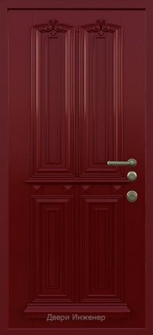 Дверь с терморазрывом DR456