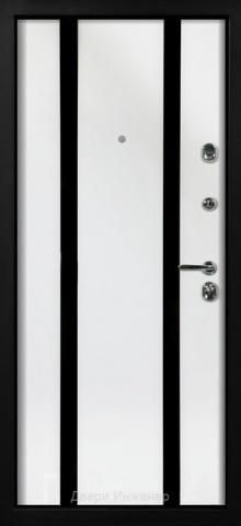 Дверь с терморазрывом DR431