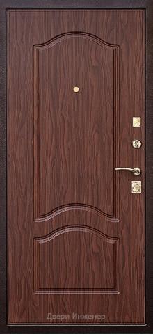 Дверь с терморазрывом DR435