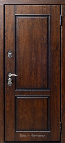 Дверь из массива DR341