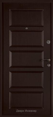 Дверь с терморазрывом DR455