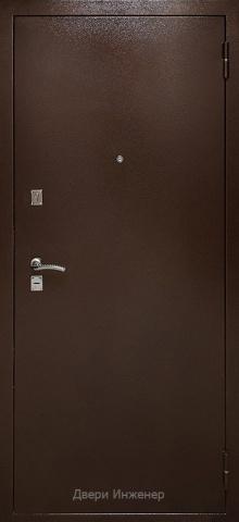 Дверь с терморазрывом DR287
