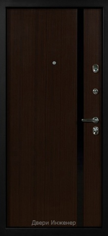 Дверь с молдингом DR179