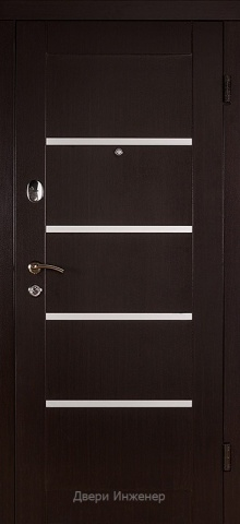 Дверь с терморазрывом DR331