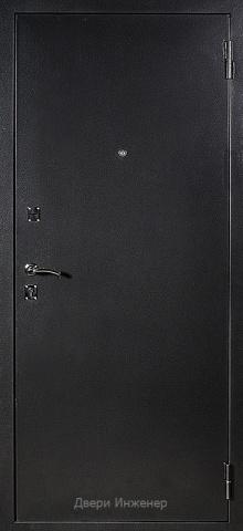 Дверь с терморазрывом DR289