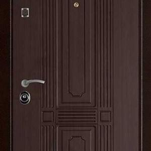 Дверь с молдингом DR182