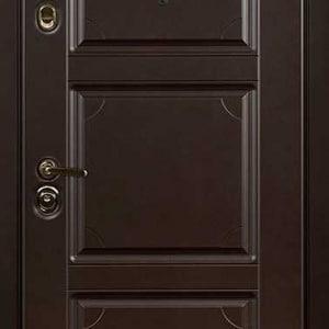 Дверь с терморазрывом DR296